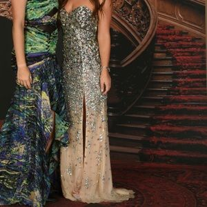 Beautiful JOVANI prom dress or ball/pageant gown